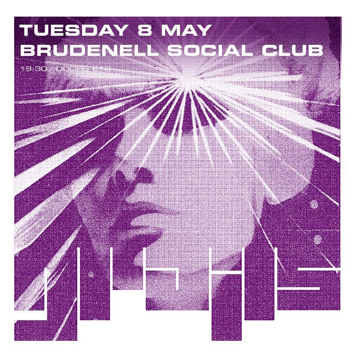 Grails ILYAS AHMED - Gig at Leeds Brudenell Social Club