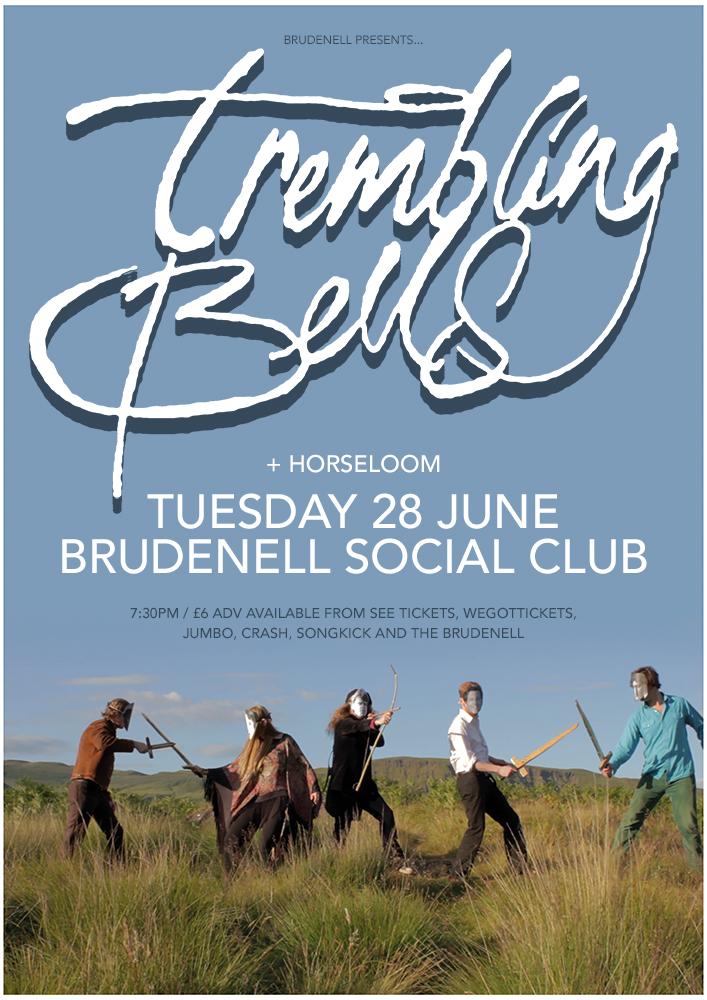 Trembling Bells Plus Guest Support Gig At Leeds