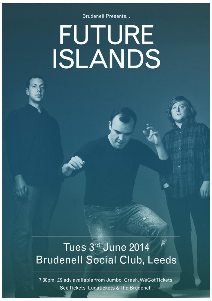 Future Islands New Album Release Date
